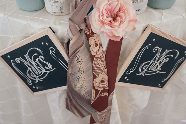 A sweet and sentimental travel themed wedding with vintage and nautical details by Roni Rose Photography
