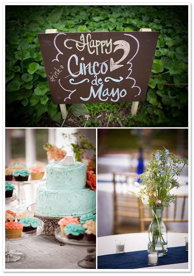 Cinco de Mayo Wedding by sam dean photographyon ArtfullyWed.com