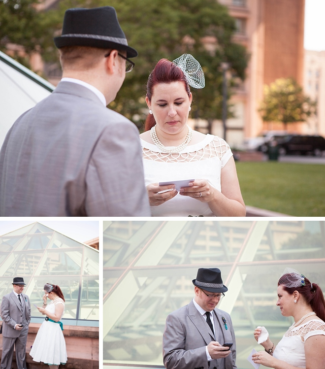 Mad Men-Inspired Vow Renewal by Sheaulee Ng Photography