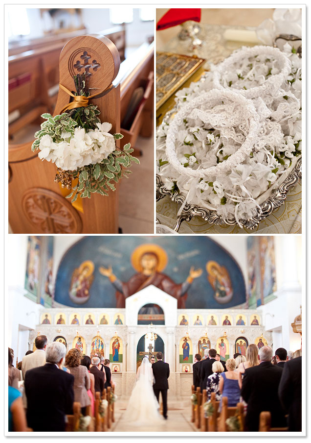 Traditional Greek Orthodox Wedding by SMS Photography on ArtfullyWed.com