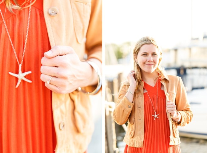 Downtown Annapolis Engagement by Snapshots by Katie