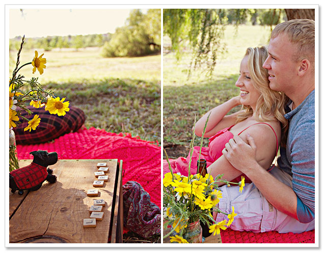Outdoorsy San Diego Engagement Session by Studio Sequoia on ArtfullyWed.com