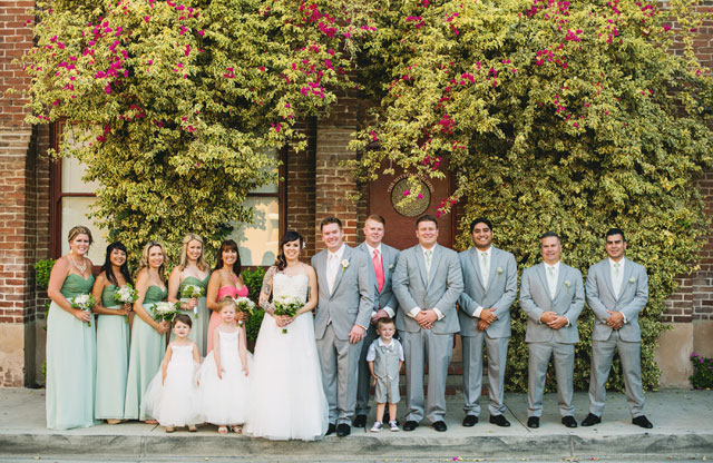 A quirky and rustic DIY music and beer lovers wedding by Summer Shea Photography