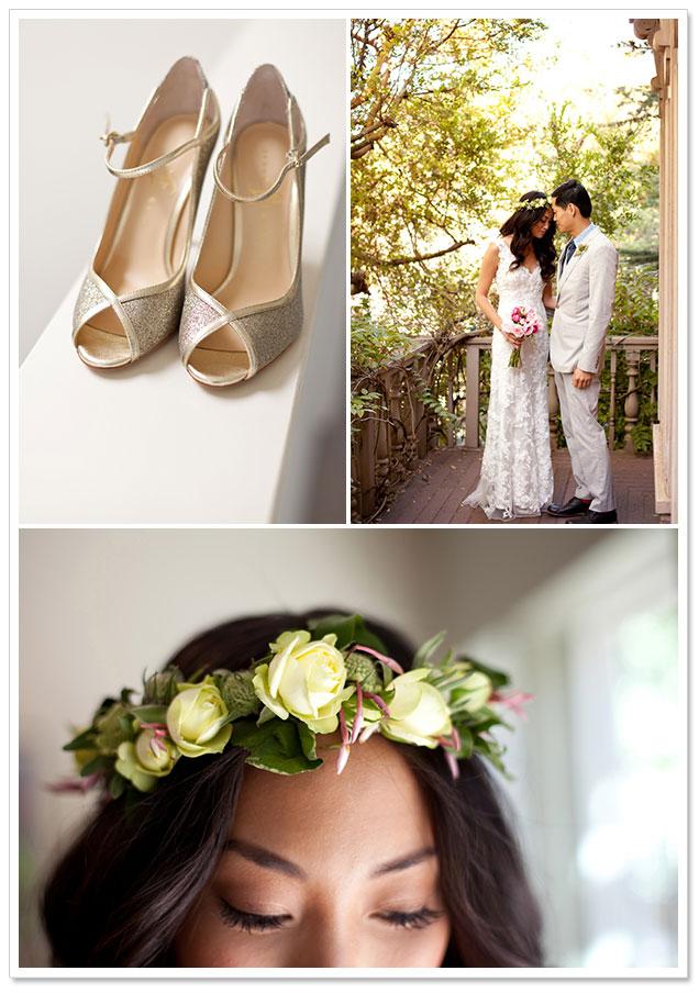 Farmhouse Mansion Wedding by Sonya Yruel Photography on ArtfullyWed.com
