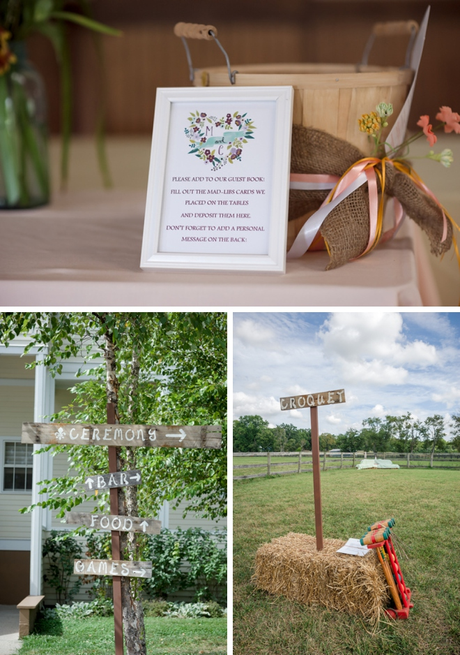 Gingerwoods Wedding by Tall and Small Photography on ArtfullyWed.com
