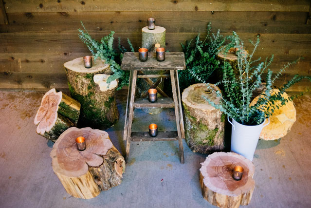 A rustic and succulent filled Camp Muffly wedding by The Oberports and Blooms by the Box
