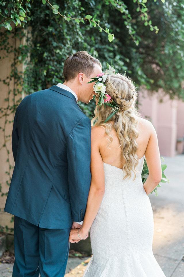A sweet and elegant Saint Thomas Preservation Hall wedding by Treebird Photography