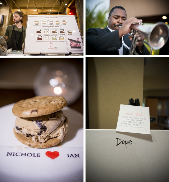 Poolside Palm Springs Wedding by Viera Photographics