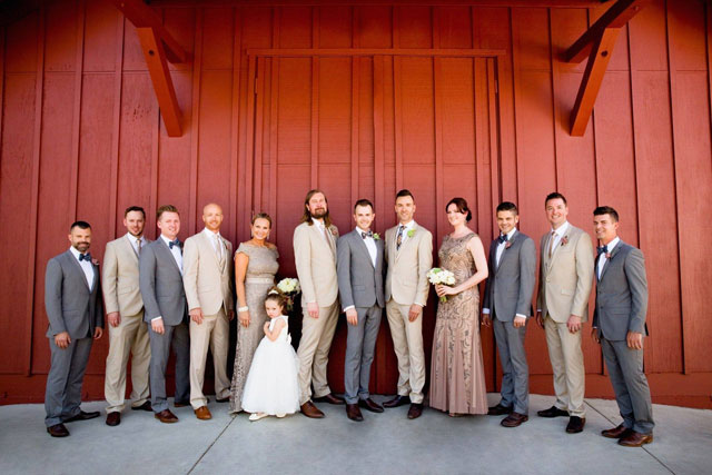 A lovely and rustic summer Lincourt Winery wedding with an all-white palette   Vita Bella Photography and Tyler Speier Events