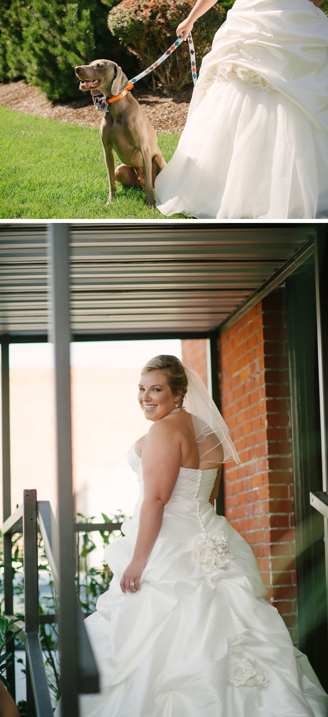 Rustic Foundry Vineyards Wedding by Wilton Photography on ArtfullyWed.com