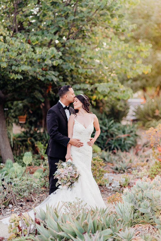 The Secret Garden inspired wedding with a romantic palette of lavender and gold by XO and Fetti Photography