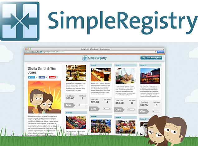 SimpleRegistry: The Perfect Gift Registry